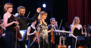I, Culture Orchestra და ლიზა ბათიაშვილი - კლასიკური მუსიკის საღამო ბათუმის სახელმწიფო მუსიკალურ ცენტრში