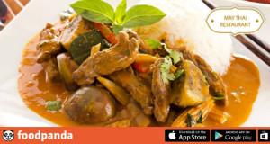 ტაილანდური სამზარეულო foodpanda.ge-ზე