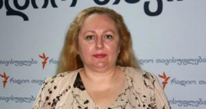 ლია ელიავა : ლარის გაუფასურებას განაპირობებს პანიკა და სავალუტო სპეკულაციები