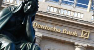 """""""დოიჩე ბანკი"""" 10 ქვეყანაში ფილიალებს დახურავს და სამუშაო პერსონალს 9,000-ით შეამცირებს"""