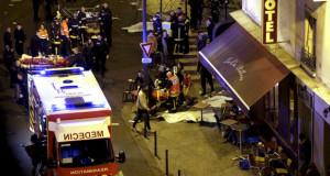 პარიზში განხორციელებული ტერაქტების შედეგად 153 ადამიანი დაიღუპა