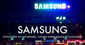 Samsung 5 წელიწადში სმარტფონების ბაზარს დატოვებს