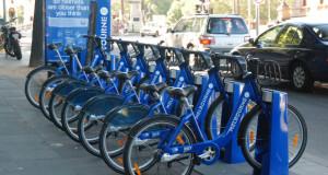 თბილისში საზოგადოებრივი ტრანსპორტის ალტერნატივა – ელექტრო ველოსიპედები გამოჩნდა