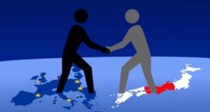 ევროკავშირს და იაპონიას თავისუფალი ვაჭრობის შეთანხმების გაფორმება სურთ