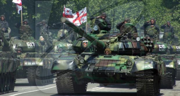 სულ მალე, ქართული საბრძოლო ტექნიკა მსოფლიოს დაიპყრობს