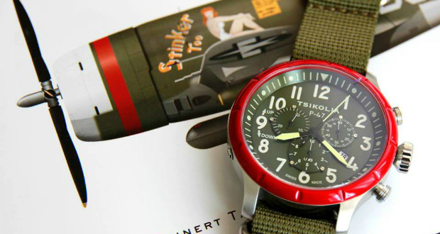 TSIKOLIA – შვეიცარიაში წარმოებული ქართული საათის ბრენდი