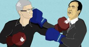 "Apple-ის 120$ მილიონიანი ""გამარჯვება"" Samsung-ზე"