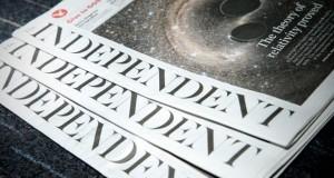 ბრიტანული გაზეთი The Independent იხურება