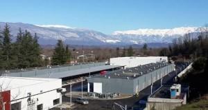 საპარტნიორო ფონდმა სოფელ რუხში 15 მილიონიანი სავაჭრო ცენტრი ააშენა