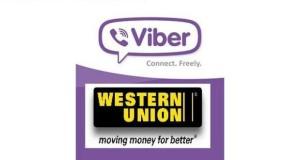 Viber-ის მომხმარებლები Western Union-ით ფულად გადარიცხვებს შეძლებენ