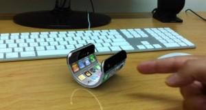 Apple დრეკად iPhone-ს აპატენტებს