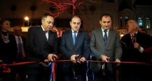 """თბილისში თურქული ინვესტიციით ახალი სასტუმრო """"სითიავენიუ"""" გაიხსნა"""