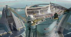2050 წელი: მომავლის ინფრასტრუქტურა2050 წელი: მომავლის ინფრასტრუქტურა