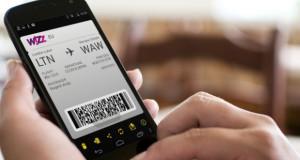 ქუთაისის აეროპორტის ტრანსფერის შეძენა WizzAir-ის მობილური აპლიკაციითაც მოხდება