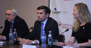 ფინკა ბანკი SMART სერტიფიკატის მქონე პირველი ფინანსური ინსტიტუტია საქართველოში