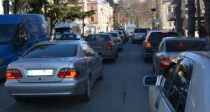 ყიფშიძის ქუჩაზე საავტომობილო მოძრაობა ცალმხრივი გახდება