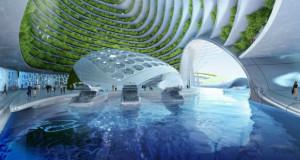 მომავლის 10 გრანდიოზული არქიტექტურული პროექტი