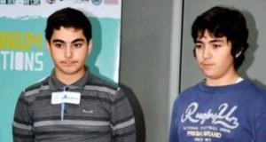 14 წლის ტყუპი ძმების გამოგონება რომელიც გაზის გაჟონვისგან ხანძრისგან და ჰაერის დაბინძურებისგან დაგიცავთ