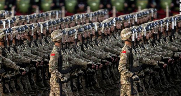 მსოფლიოს ქვეყნების სამხედრო ხარჯები