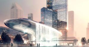 ჩინეთში უნიკალურ ცათამბჯენს ააგებენ