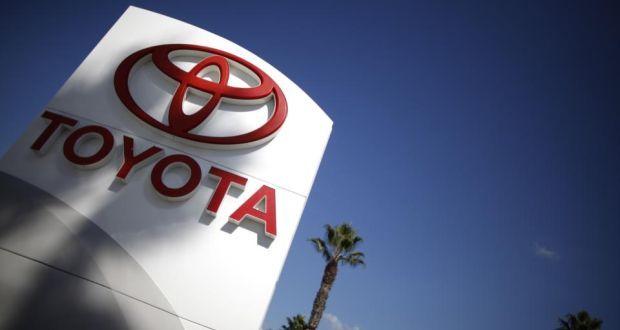 Toyota-ს რამდენიმე მილიონი დოლარის ზარალი ემუქრება