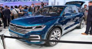 Volkswagen-ის ახალმა ჰიბრიდულმა ჯიპმა ნამდვილი ფურორი მოახდინა ავტოშოუზე