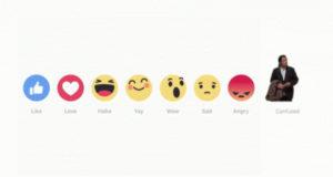 Facebook მომხმარებლების ფოტოებს ემოჯიდ აქცევს