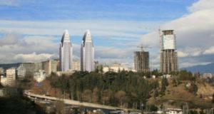 სპორტის სასახლესთან კიდევ ორი მაღალი, 25 სართულიანი კორპუსის მშენებლობა იგეგმება