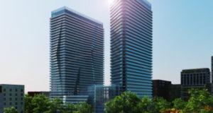ყაზბეგის გამზირზე ორი 38 სართულიანი თაუერის მშენებლობაში $120 მილიონის ინვესტირება იგეგმება
