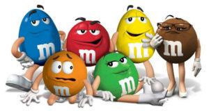 შვედეთში M&M's აკრძალეს