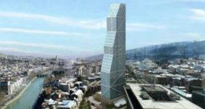 ცათამბჯენი, რომელმაც რუსთაველის არქიტექტურული სივრცე დაანრგია, ივლისის ბოლოს გაიხსნება