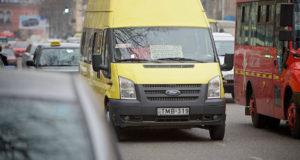 როდის ჩართავენ ყვითელ მიკროავტობუსებში კონდიციონერს