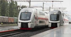 """პრეზენტაცია ,,ბათუმი ცენტრალში"""" – ახალი მატარებელი სრულად იქნება მორგებული შშმ პირების საჭიროებებზე"""