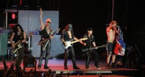Scorpions-ის კონცერტზე დასასწრები ბილეთების ფასი 40 ლარიდან დაიწყება