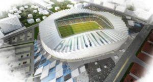 ბათუმში UEFA-ს სტანდარტების სტადიონის მშენებლობა 2019 წელს დასრულდება