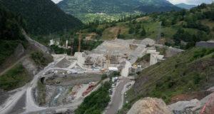 შუახევიჰესი – უმსხვილესი ჰიდროენერგოპროექტის მშენებლობლობა წარმატებით მიმდინარეობს