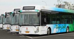 ბათუმი პირველი ქალაქი იქნება ამიერკავკასიაში, სადაც ელექტროავტობუსები იმოძრავებენ