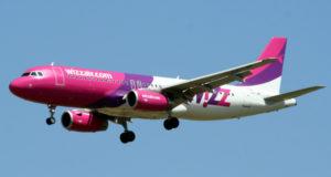 სექტემბრიდან WizzAir ქუთაისიდან ლარნაკას მიმართულებით 19 ევროდ იფრენს