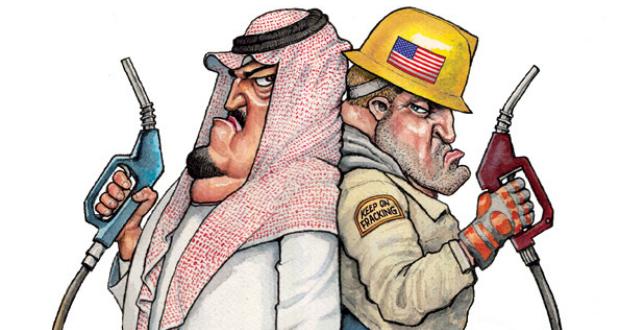 საუდის არაბეთმა აშშ-ს ნავთობმოპოვებაში ლიდერობა ჩამოართვა