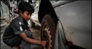 კვლევის თანახმად, საქართველოში ბავშვთა შრომაში ჩართულია 5-17 წლის ასაკის ბავშვების 4.2%