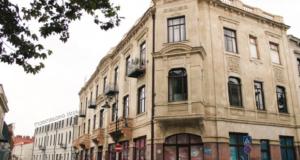 აღმაშენებლის გამზირზე ფოსტის ყოფილი შენობა 1 ლარად იყიდება