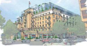 სოფლის მეურნეობის სამინისტროს ყოფილ შენობაში Hilton-ის ბრენდის შემოყვანა განიხილება