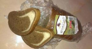 """""""ლიტვური საცხობის"""" განმარტებით, შავ-თეთრი პური წარმოების პროცესში დაშვებული შეცდომაა"""