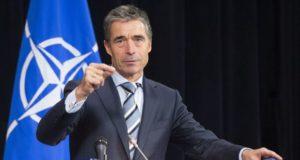 ანდერს ფოგ რასმუსენი: რუსეთის წინააღმდეგ სანქციები ერთი წლით უნდა გახანგრძლივდეს