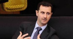"""ბაშარ ალ-ასადი: დონალდ ტრამპი შეიძლება """"რეალური მოკავშირე"""" გახდეს, თუ ის თავის დაპირებას შეასრულებს"""
