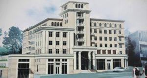 """თბილისში ხუთვასკვლავიანი სასტუმრო """"ჰილტონ თბილისი"""" გაიხსნება"""