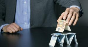 """""""ფინანსური პირამიდების"""" დახვეწილი ფორმით დაბრუნება თუ ეკონომიკური კრიზისი"""