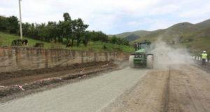 საქართველოში გზის მოწყობის ინოვაციური მეთოდი დაინერგა