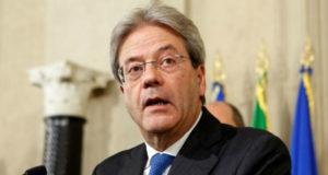 იტალიას ახალი პრემიერ-მინისტრი ჰყავს