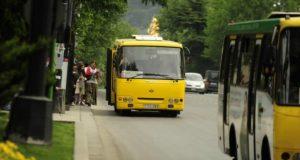 საგზაო მოძრაობის წესების დარღვევის შემთხვევაში ავტობუსებისა და სამარშრუტო ტაქსების მძღოლების მიმართ სანქციების გამკაცრება იგეგმება
